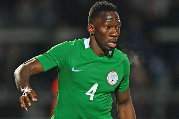ome - There Is An Update On Why Boss Rohr Dropped Omeruo From Super Eagles Squad vs Zambia (Read)
