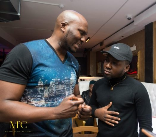 IMG 20171012 WA0000 700x617 - EXCLUSIVE: Photos From Ace Producer, Mystro And UK Djs Meet & Greet