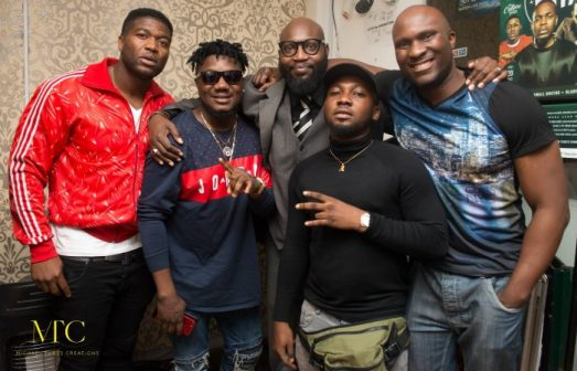 IMG 20171012 WA0021 700x449 - EXCLUSIVE: Photos From Ace Producer, Mystro And UK Djs Meet & Greet