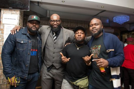 IMG 20171012 WA0033 700x465 - EXCLUSIVE: Photos From Ace Producer, Mystro And UK Djs Meet & Greet