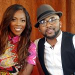 My most embarrassing moment was when Banky W saw my uncovered body. >> Tiwa Savage reveals