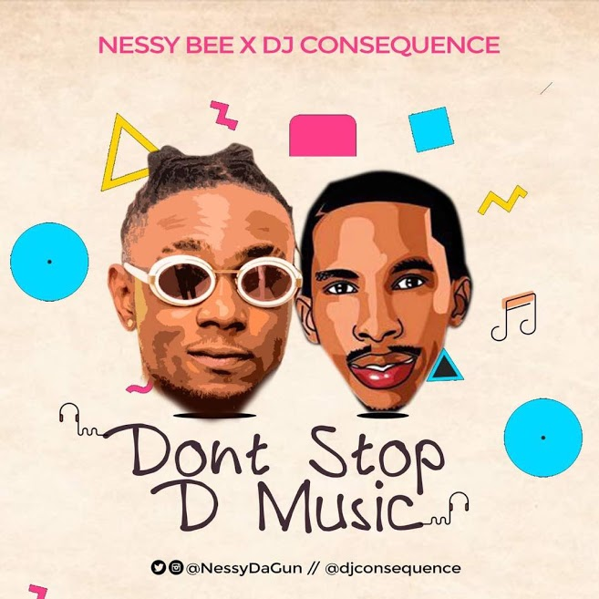 Nessy bee dj consequence