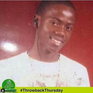 Take a Glance at Korede Bello's Epic Throwback Picture