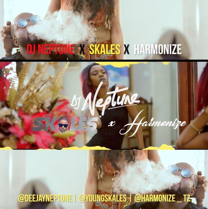 Video/mp3 DJ Neptune Ft. Skales & Harmonize – Do Like I Do 1