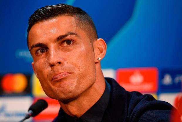 I Will Not Jubilate If I Score Against Man United – Ronaldo Reveals