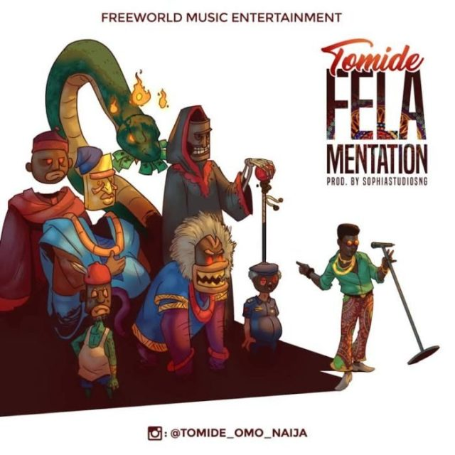 [Music] Tomide – Felamentation 1