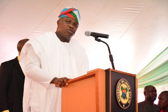 """""""Count Me Out Of That Trash"""" – Ambode Denies Involvement In N9.9B Fraud"""