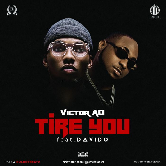 NEW! Victor AD Ft. Davido – Tire You (Official Video Mp4)