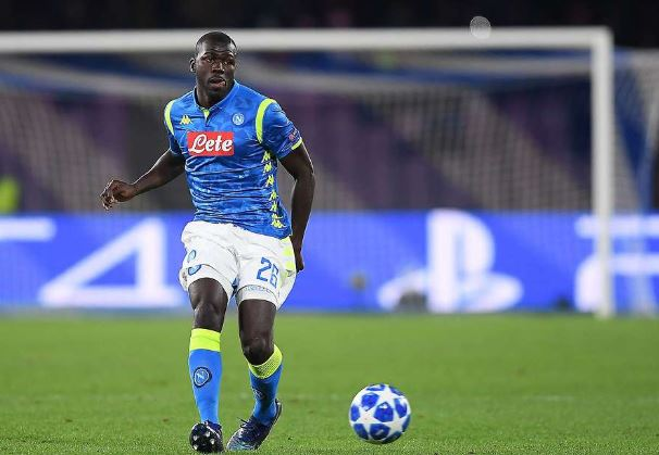 Koulibaly 'pleased' to be linked to top clubs amid Manchester United interest