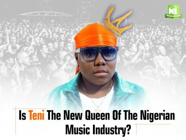 Teni Is The New Queen Of The Nigerian Music Industry – DO YOU AGREE? 1 phcityhype