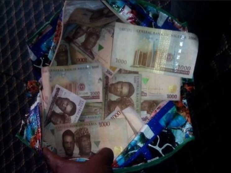 JAPA!! Traditionalist 'Disappeared' With Client's N650,000 While Making Special Prayers On It