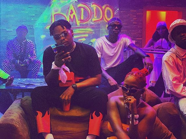 See What Olamide Did To Fireboy After Dropping Lyta