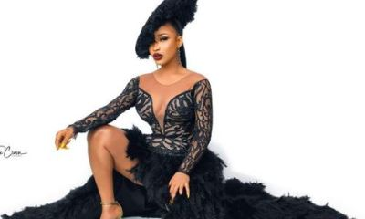Tonto Dikeh Celebrates Her Birthday With Hot Photos