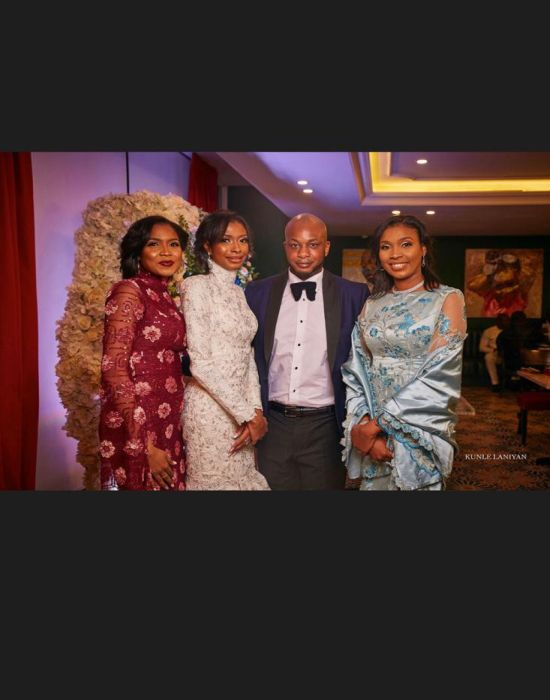 Abacha's Niece, Fatima, Marries Son Of Late Billionaire Oil Magnate Saleh Jambo