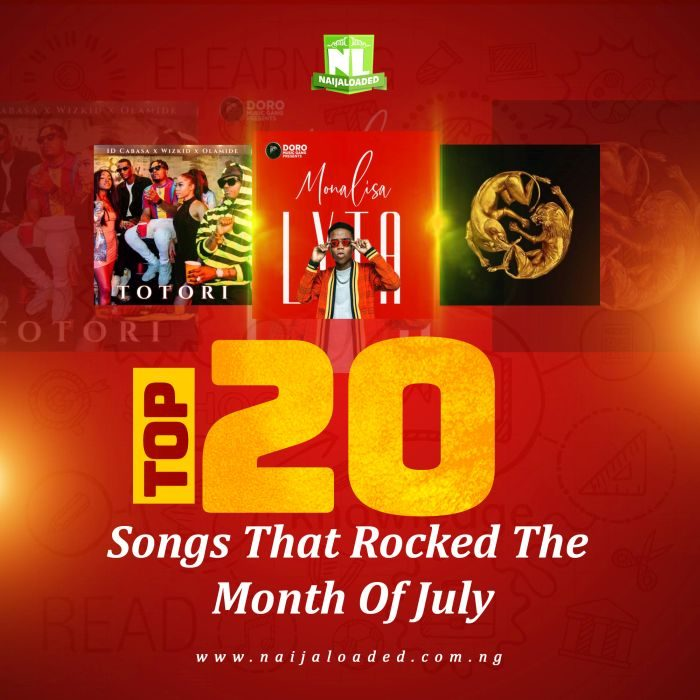 See The Top 20 Songs That Rock The Month Of July – Which One Of Them Is Your Best?