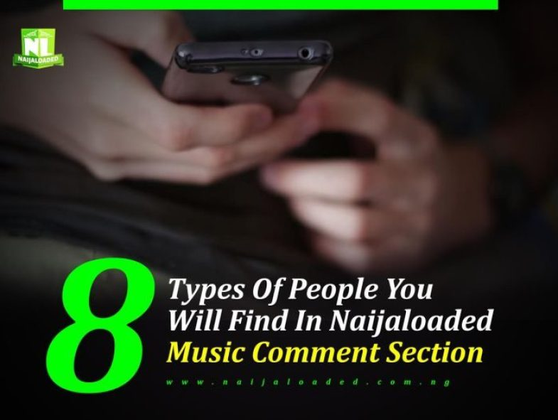A Must See] 8 Types Of People You Will Find In Naijaloaded