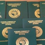 "Nigeria's passport ranks 95th ""most powerful"" in the world. (Read more)"