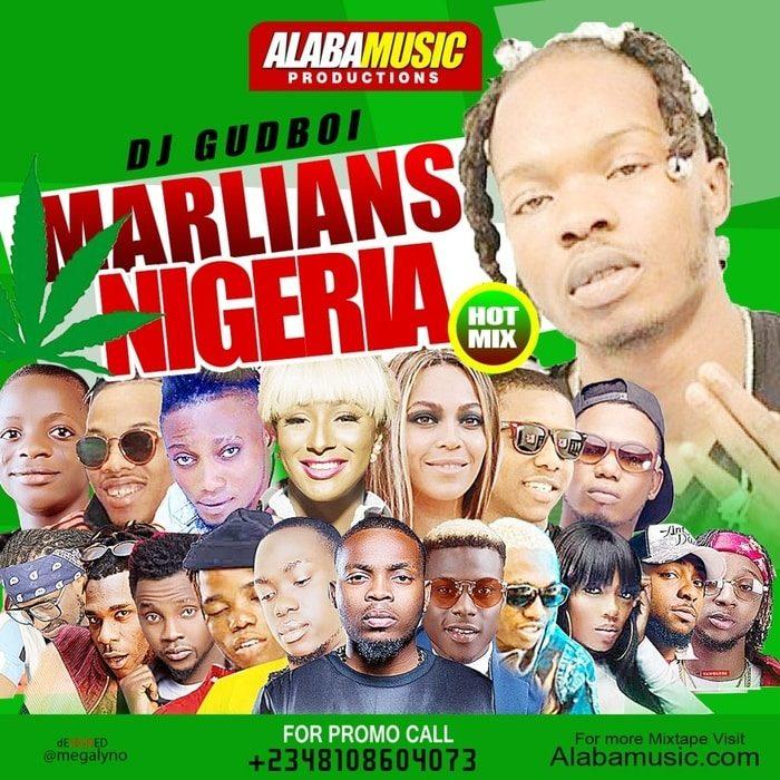 [Mixtape] AlabaMusic Ft. DJ Gudboi – Marlians Nigeria Mix 2