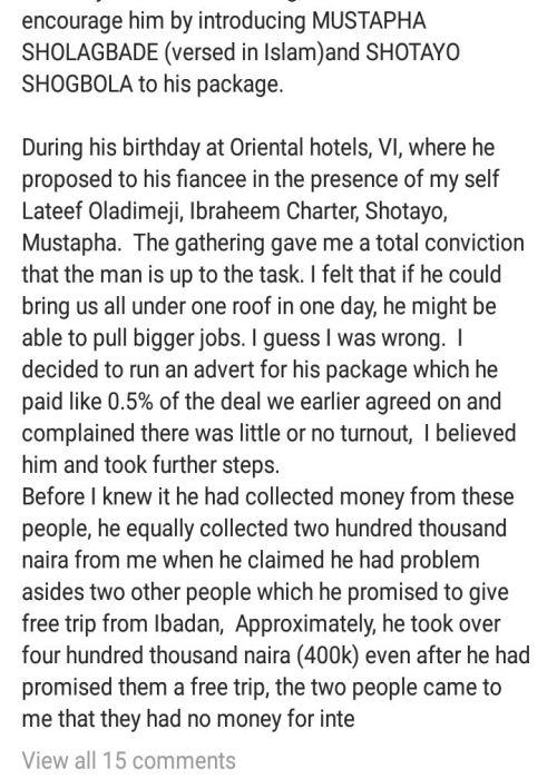 saidi balogun scam saga with sotayo 2 LagosMp3.com.ng
