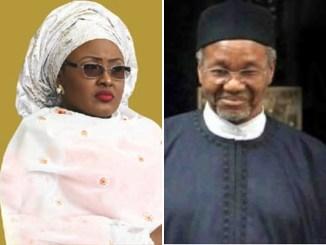 """Garba Shehu Not Loyal To The President, Receives Directives From Mammam Daura"" – Aisha Buhari"