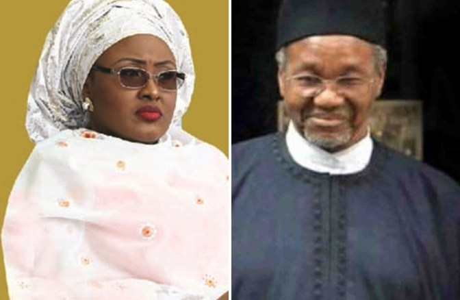 """Garba Shehu Not Loyal To The President, Receives Directives From Mammam Daura"" – Aisha Buhari"