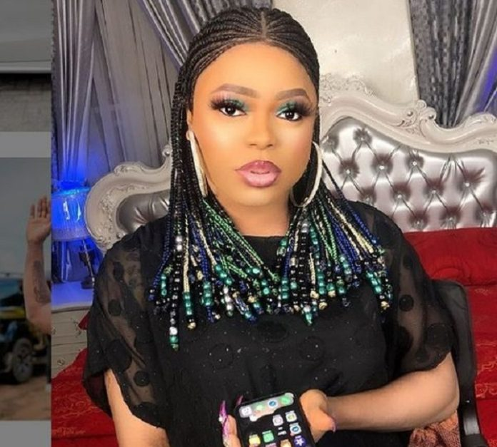 Bobrisky Replies A Fan Who Asked Him To Give His Life To Christ 2