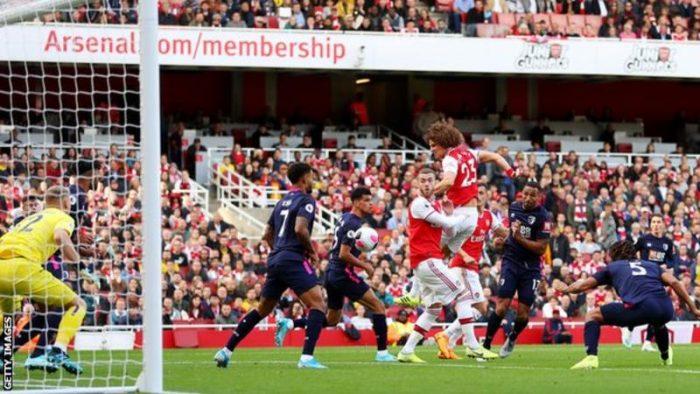 David Luiz Scores First Goal, Arsenal Beat Bournemouth 1 – 0 2