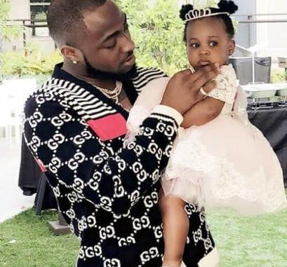 """Davido's Daughter, Hailey Confirms Her Marlian Status As She Sings """"Soapy"""" (Watch Video)"""