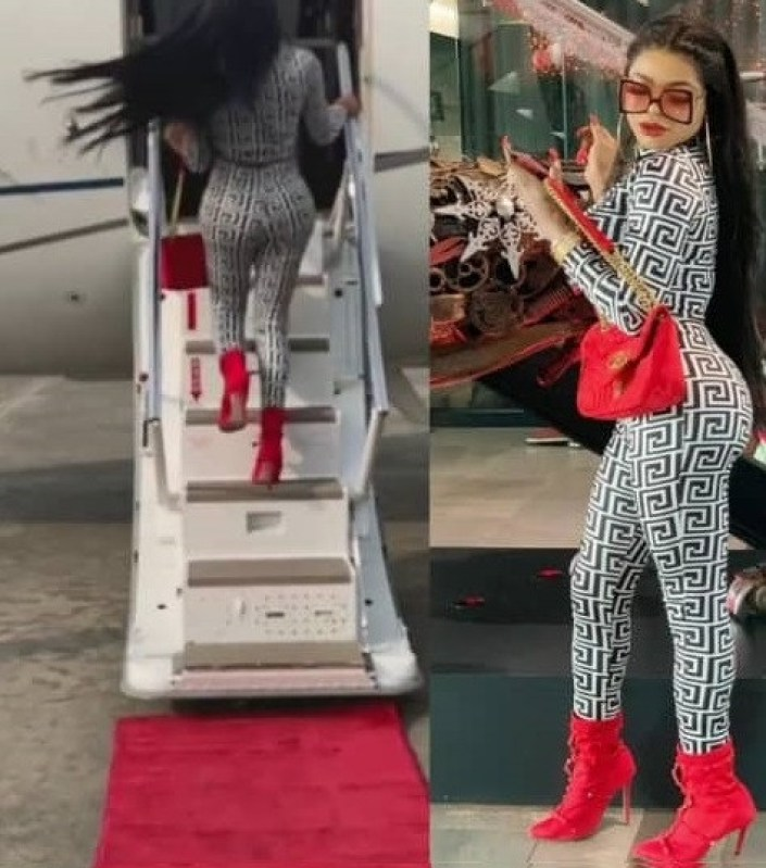 Bobrisky Shows Off Surgery Results After His Liposuction To Have A Perfect Body (Photos) 7