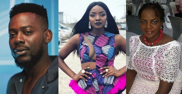 , Simi's Mother Calls Out Adekunle Gold Over Unpaid Bride Price (Photo), All 9ja