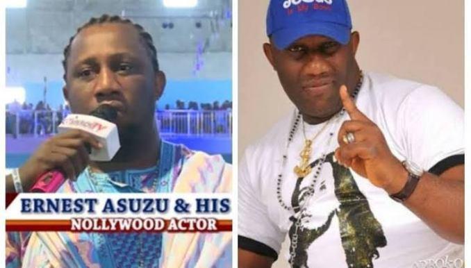 Popular Nollywood Actor Battles Stroke, Turns Roadside Beggar (Photos) 1