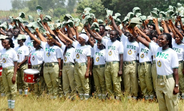 """Image result for FG Approves N33,000 Monthly Allowance For Corps Members"""""""