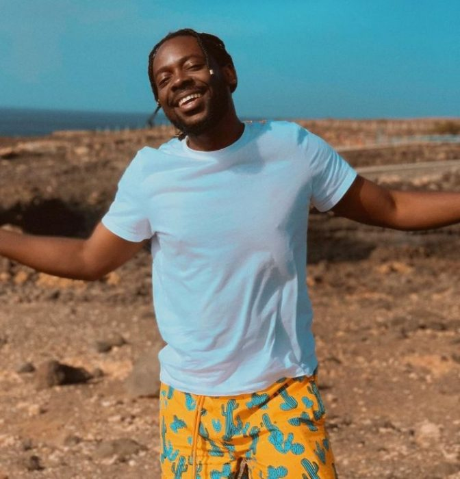 Adekunle Gold Explains Why He Blocked A Fan On Twitter (SEE WHY)