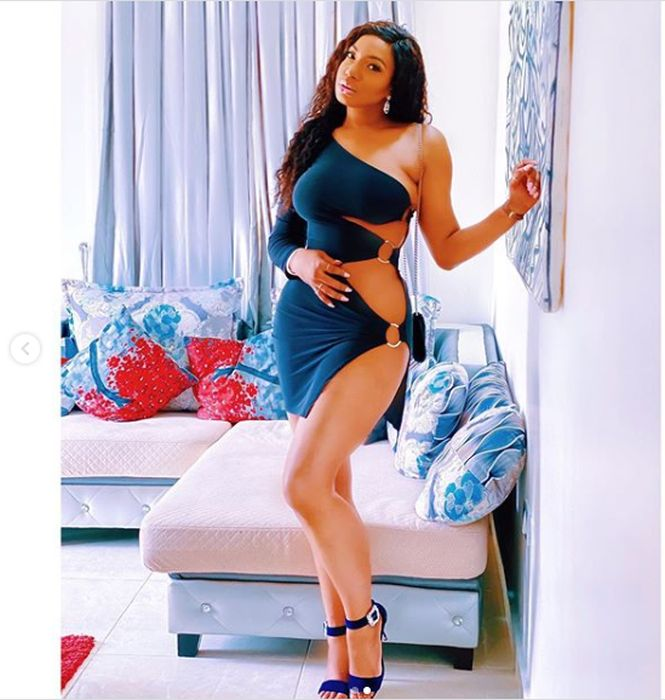 See The Sexy Photos Actress Chika Ike Shared 2
