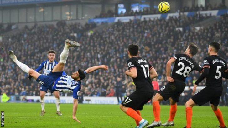 [Goals Highlight] Brighton 1 – 1 Chelsea (Watch Here) 2