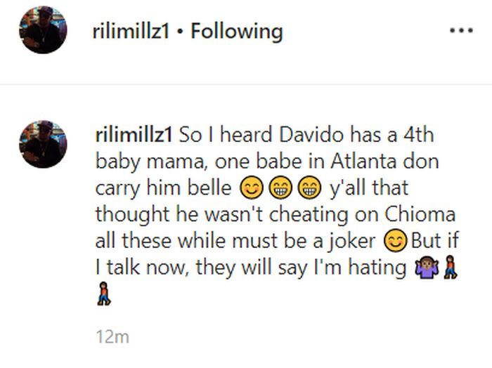 Image result for Is Davido expecting another child with 4th Babymama?