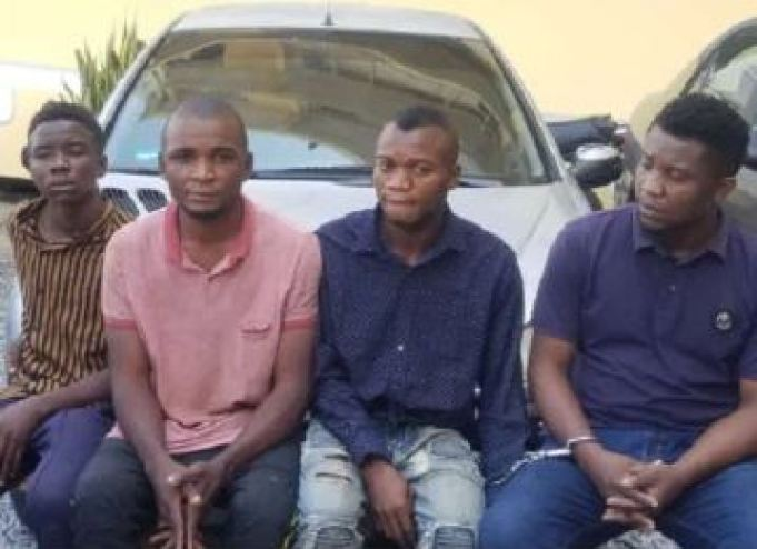 JUST IN!!! Police Arrest Chief Mastermind Of Failed Bank Robbery In Abuja 2