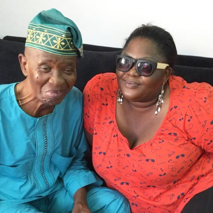 Eniola Badmus Remembers Her Late Father With Touching Tribute