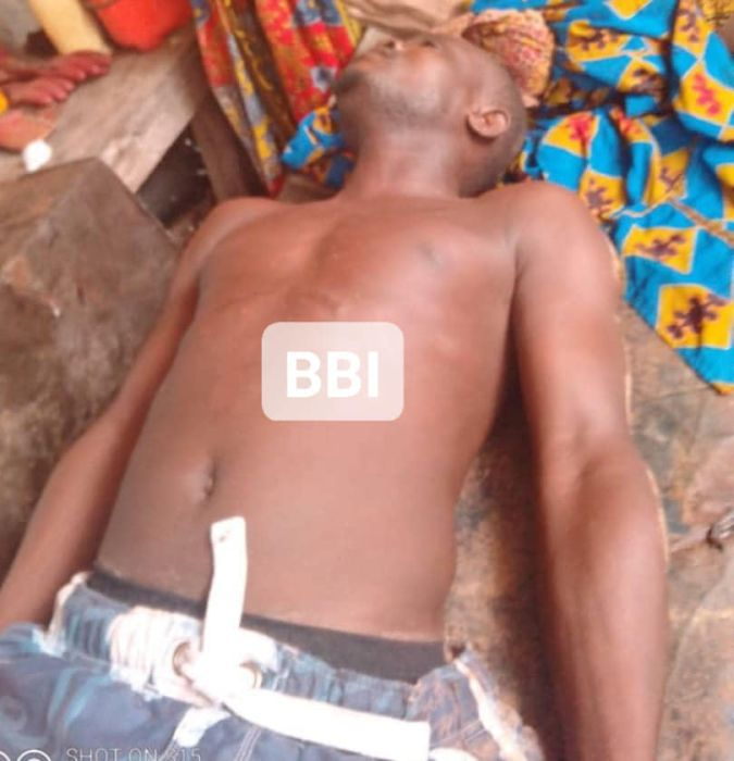 Delta State Police Officers Beats Keke Napep Driver To Death 2