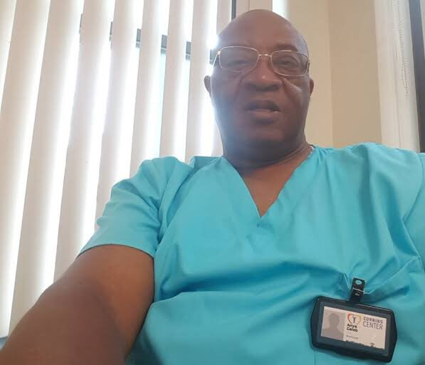 How A Nigerian Doctor Died Of Coronavirus In US (Photo)