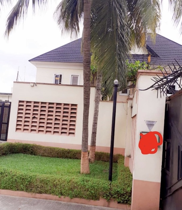 Davido Buys A House For His Staff In Lekki (See Photo) 2