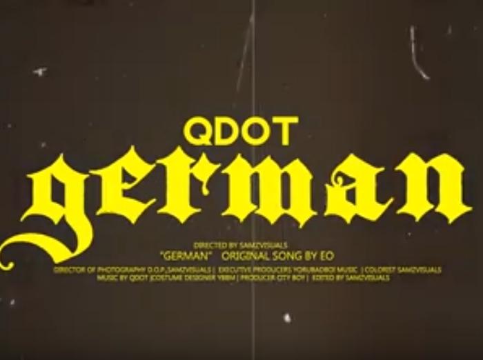 [Music] Qdot- German