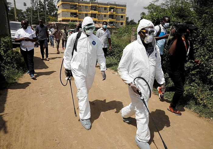 TOO BAD!!! Nigeria Tops List In West Africa As Continent Records 1,754 Coronavirus Deaths