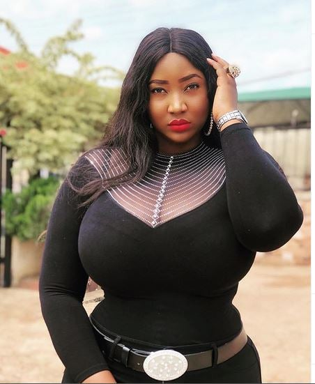 Why I Hardly Kiss In Movies ― Nollywood Actress, Judy Austin