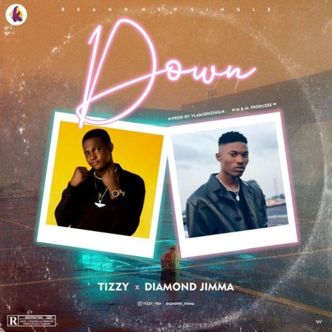 [Music] Tizzy Ft. Diamond Jimma – Down