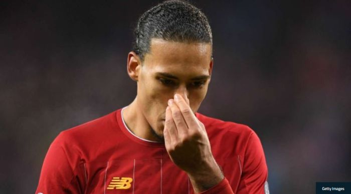 WOW! Read How Man City Passed Up A Big Chance To Sign Van Dijk