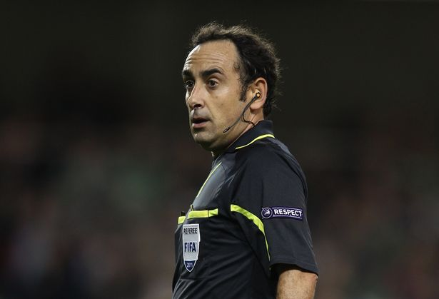 WOW!! Ex-Official Claims 90 Per Cent Of Referees Support Real Madrid, 10 Per Cent Barcelona