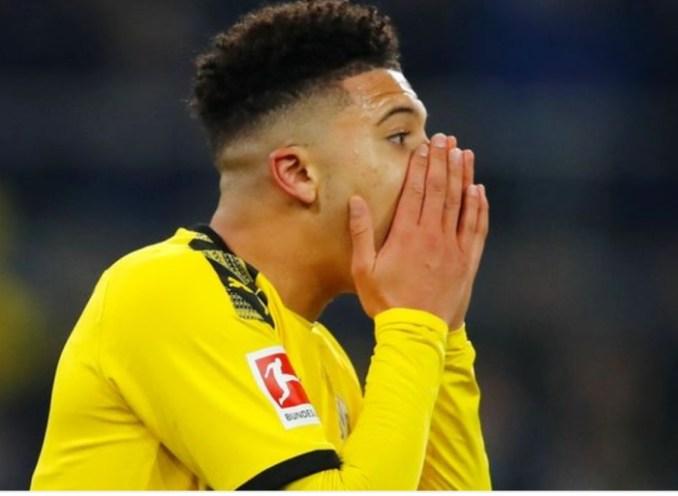 MY MENTORS!! Jadon Sancho Names Two Ex-Chelsea Players He Admired