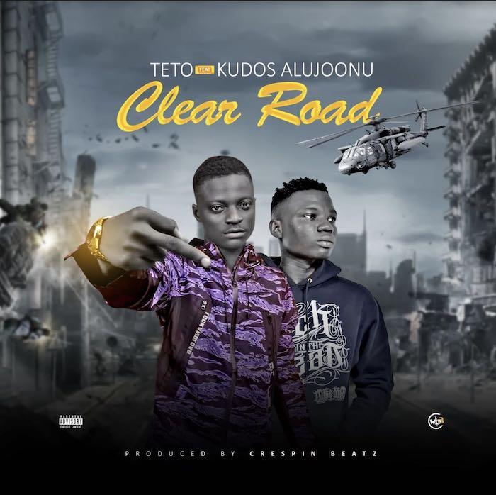 [Music] Teto Feat . Kudos Aljoonu - Clear Road