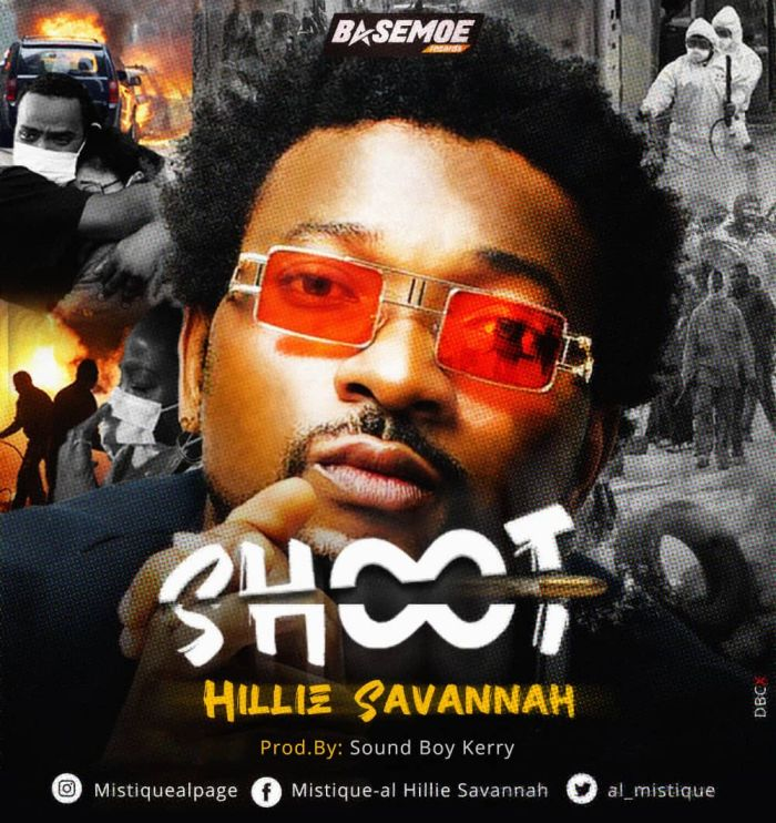 [Music & Video] Hillie Savannah - Shoot